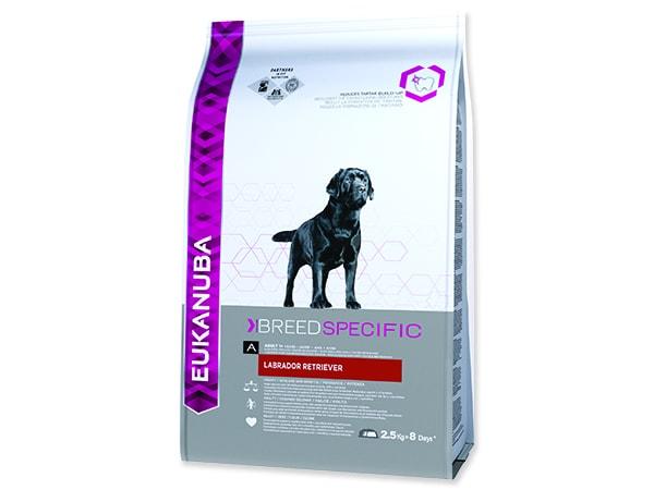 EUKANUBA Labrador Retriever 2,5kg