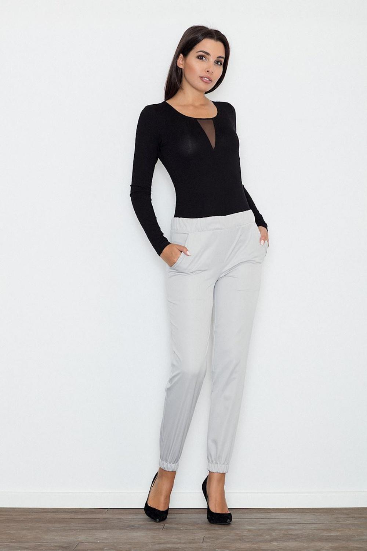 Dámské kalhoty model 111104 Figl