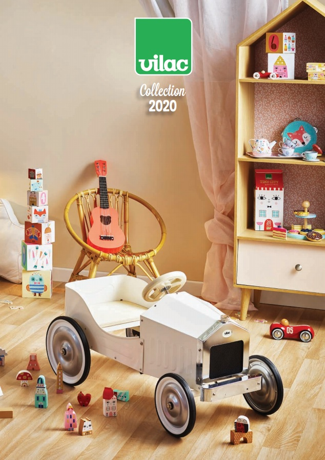 Vilac katalog hraček 2020 tištěný