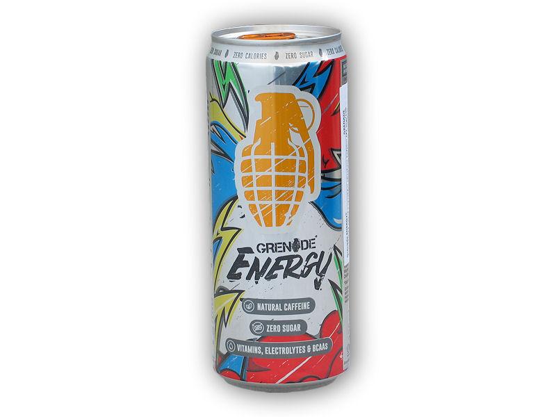 Energy drink 330 ml energetický nápoj