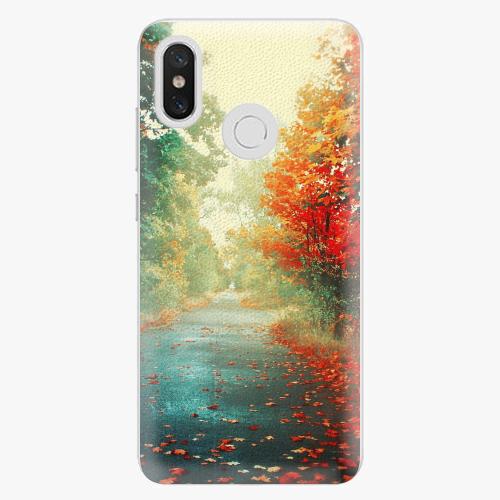 Plastový kryt iSaprio - Autumn 03 - Xiaomi Mi 8