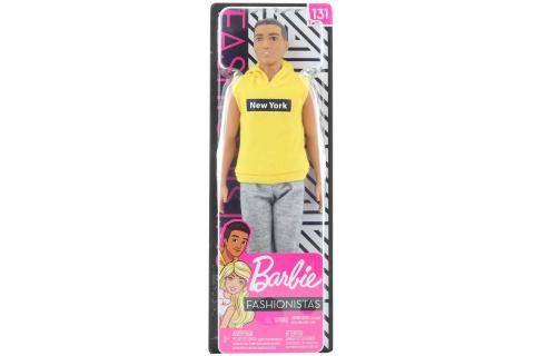 Barbie Model Ken 131 - žlutá mikina s kapuc TV 1.9. - 31.12.2020