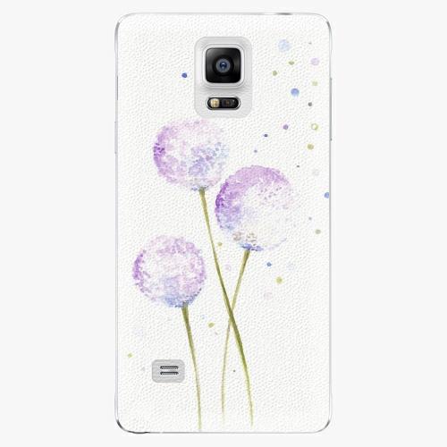 Plastový kryt iSaprio - Dandelion - Samsung Galaxy Note 4