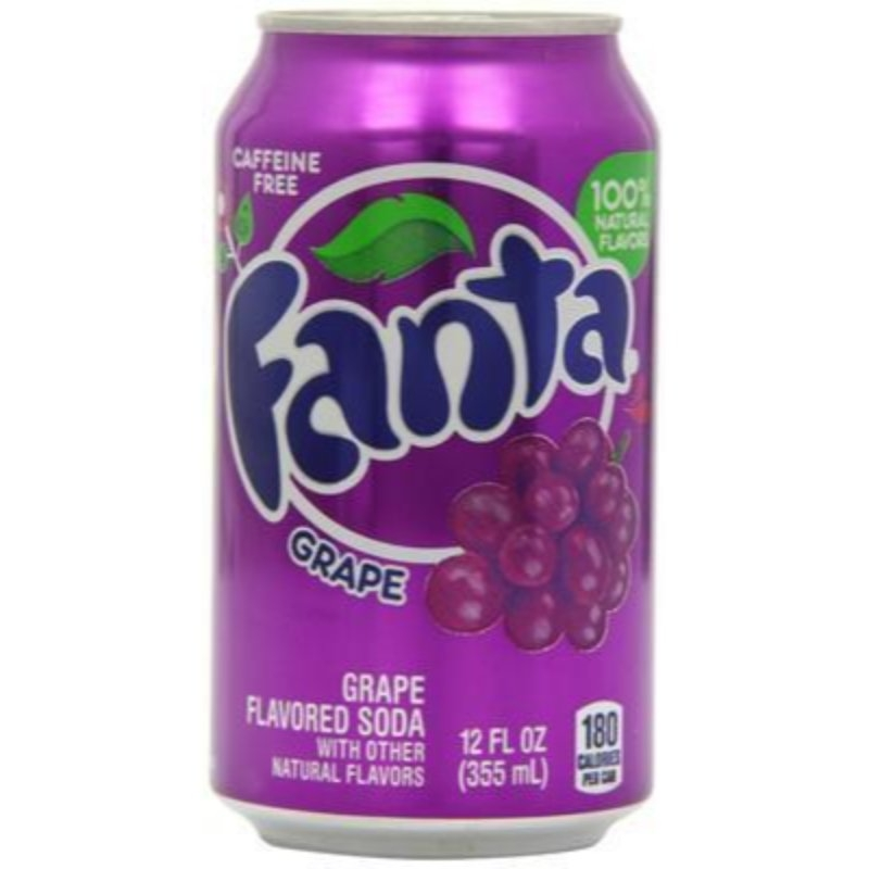 Grape USA 355ml