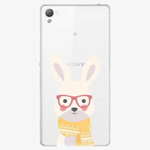 Plastový kryt iSaprio - Smart Rabbit - Sony Xperia Z3