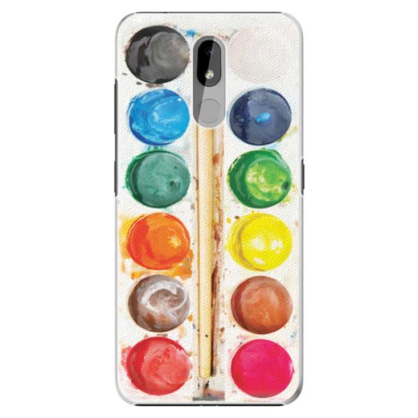 Plastové pouzdro iSaprio - Watercolors - Nokia 3.2