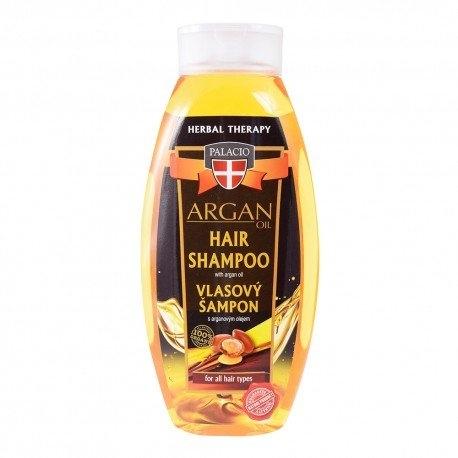 Arganový olej šampon, 500ml