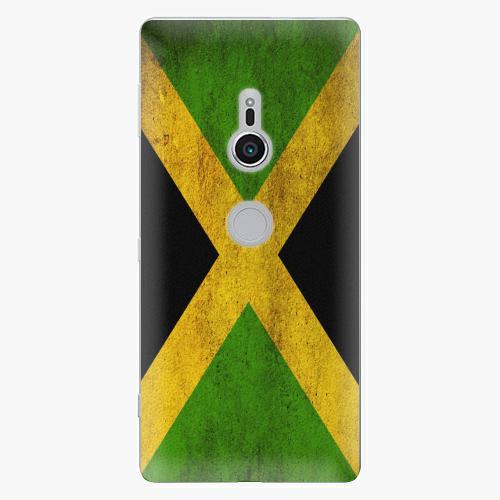 Plastový kryt iSaprio - Flag of Jamaica - Sony Xperia XZ2