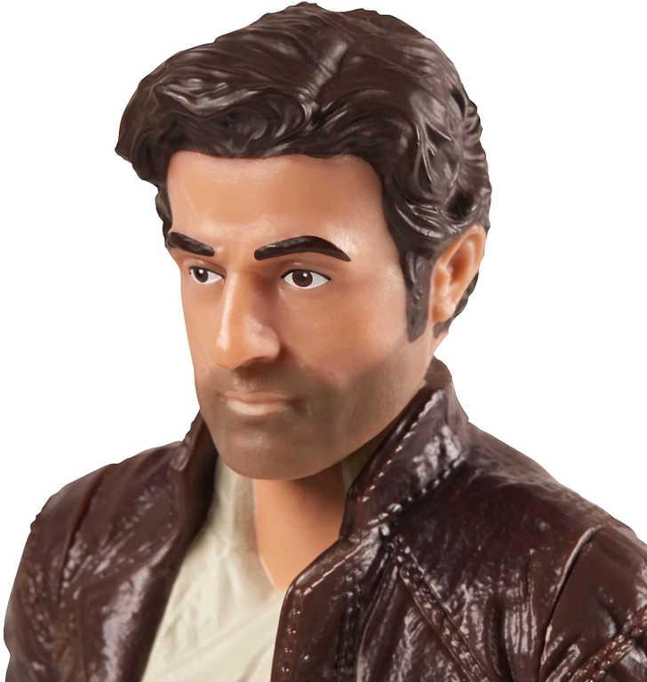 HASBRO Star Wars figurka E8 Poe Dameron 30cm plast v krabici