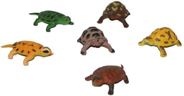 Želvy 6ks v sáčku