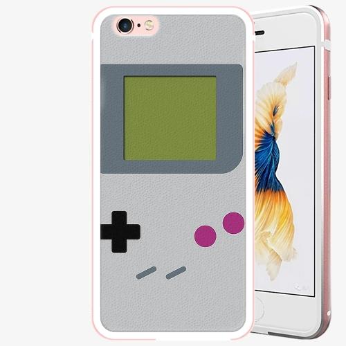 Plastový kryt iSaprio - The Game - iPhone 6 Plus/6S Plus - Rose Gold