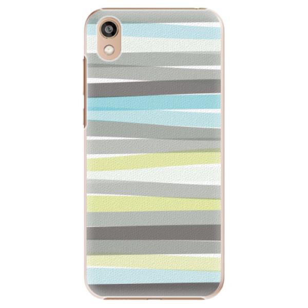 Plastové pouzdro iSaprio - Stripes - Huawei Honor 8S