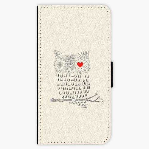 Flipové pouzdro iSaprio - I Love You 01 - Lenovo Moto G5 Plus