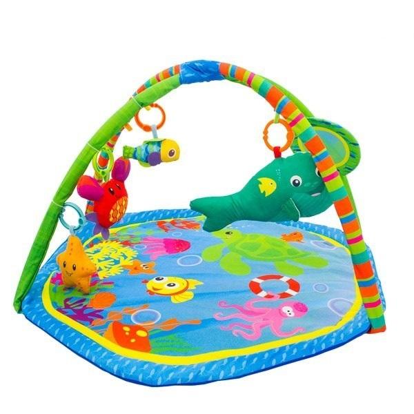 euro-baby-hraci-deka-podlozka-ocean-modra
