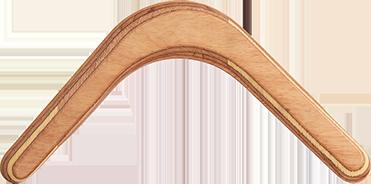 Bumerang Minimalista