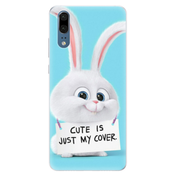 Silikonové pouzdro iSaprio - My Cover - Huawei P20