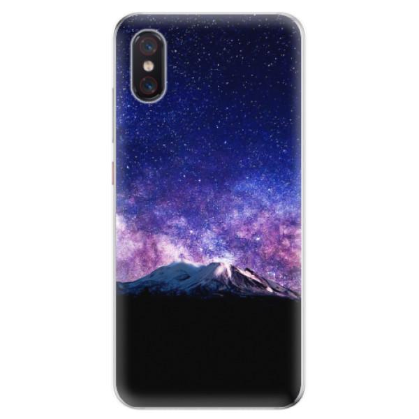 Odolné silikonové pouzdro iSaprio - Milky Way - Xiaomi Mi 8 Pro