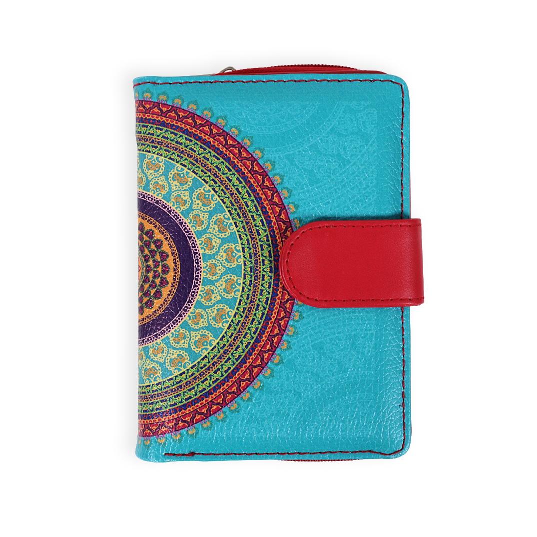 - Designová peněženka - Mandala