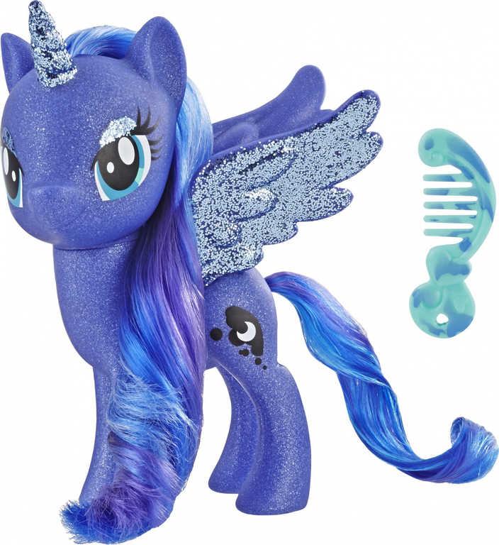 HASBRO MLP My Little Pony Zářící princezna set koník s hřebenem 2 druhy