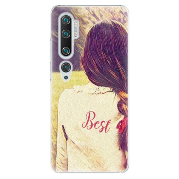 Plastové pouzdro iSaprio - BF Best - Xiaomi Mi Note 10 / Note 10 Pro