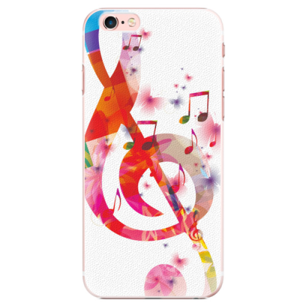 Plastové pouzdro iSaprio - Love Music - iPhone 6 Plus/6S Plus