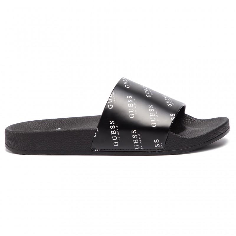 Pantofle F92Z03-BB00F černá - GUESS - Černá/43