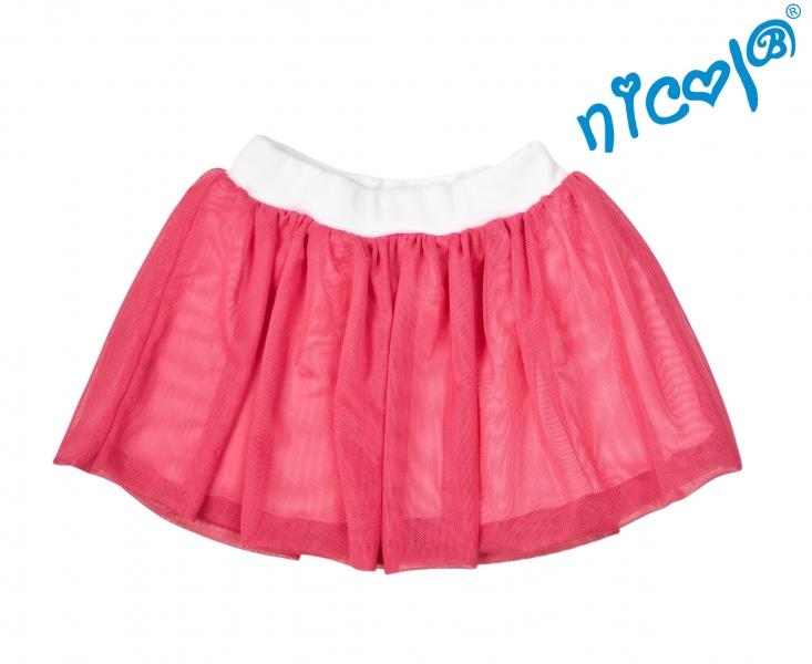 Kojenecká sukně Nicol, Mořská víla