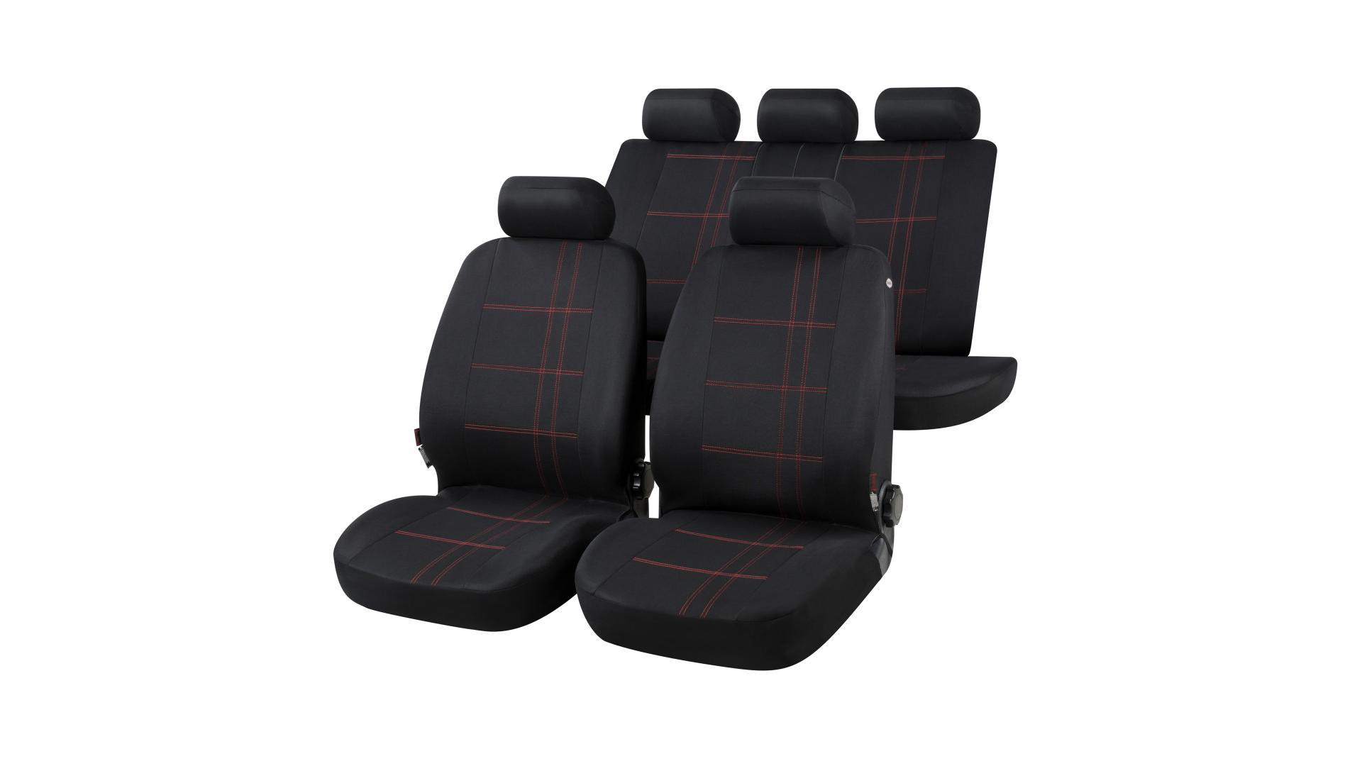 Walser Cars seat cover Portland black