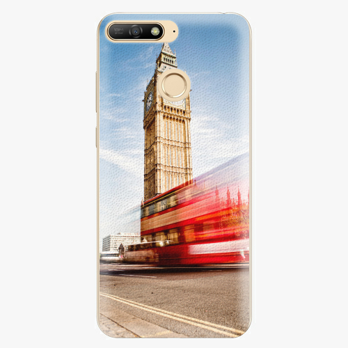 Plastový kryt iSaprio - London 01 - Huawei Y6 Prime 2018