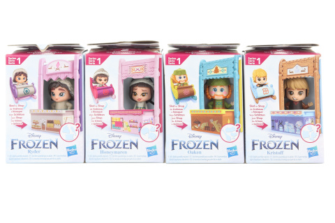 Frozen 2 Postavička s vozidlem