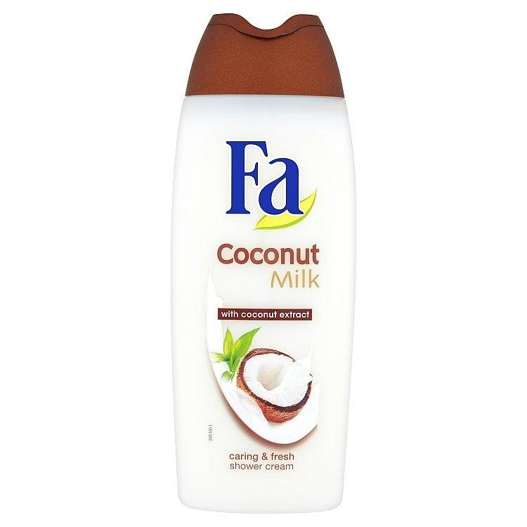 Sprchový gel kokosové mléko 250 ml
