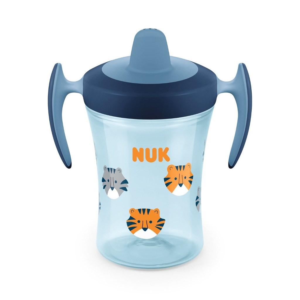 Dětský hrníček NUK Trainer Cup 230 ml - modrá