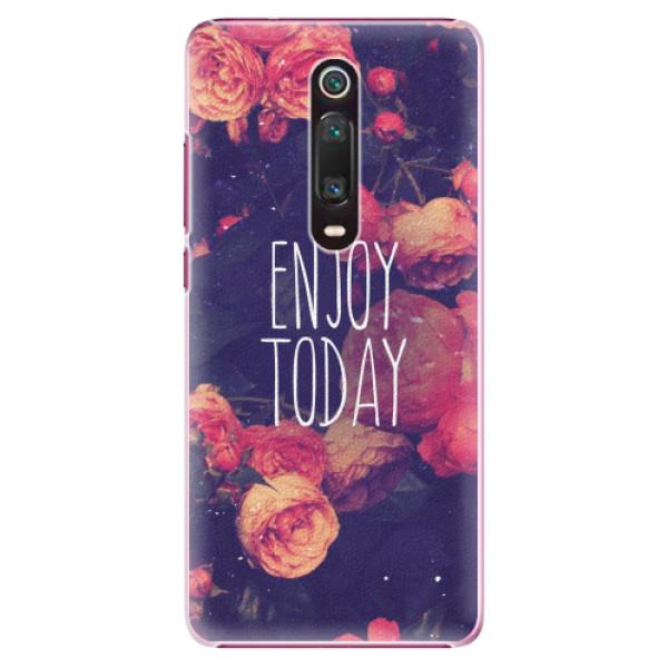 Plastové pouzdro iSaprio - Enjoy Today - Xiaomi Mi 9T