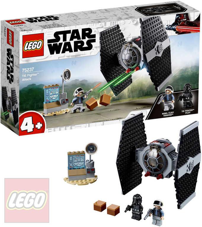 LEGO STAR WARS Útok stíhačky TIE 75237