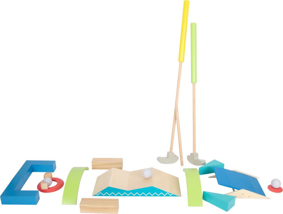 Small Foot Minigolf set Active