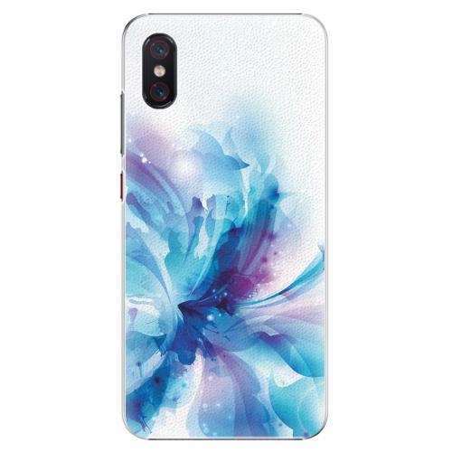 Plastový kryt iSaprio - Abstract Flower - Xiaomi Mi 8 Pro