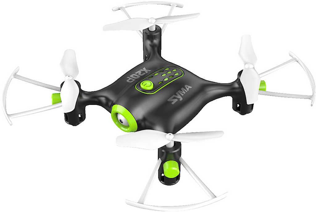 RC Dron Syma X20P na vysílačku 2,4GHz na baterie USB vznášedlo LED Světlo