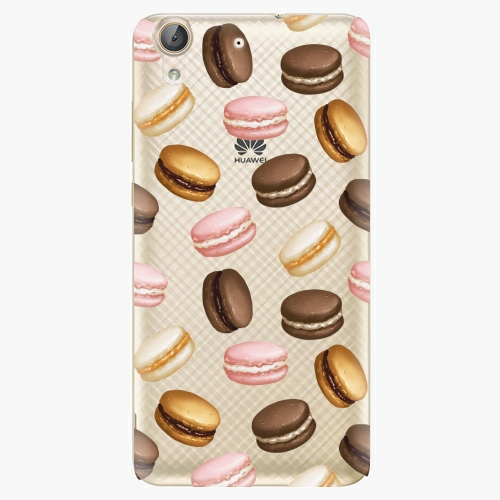 Plastový kryt iSaprio - Macaron Pattern - Huawei Y6 II