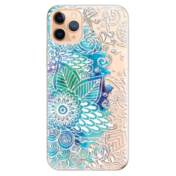Odolné silikonové pouzdro iSaprio - Lace 03 - iPhone 11 Pro Max