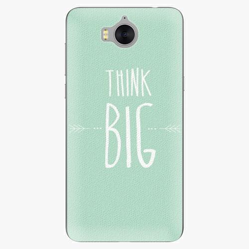 Plastový kryt iSaprio - Think Big - Huawei Y5 2017 / Y6 2017