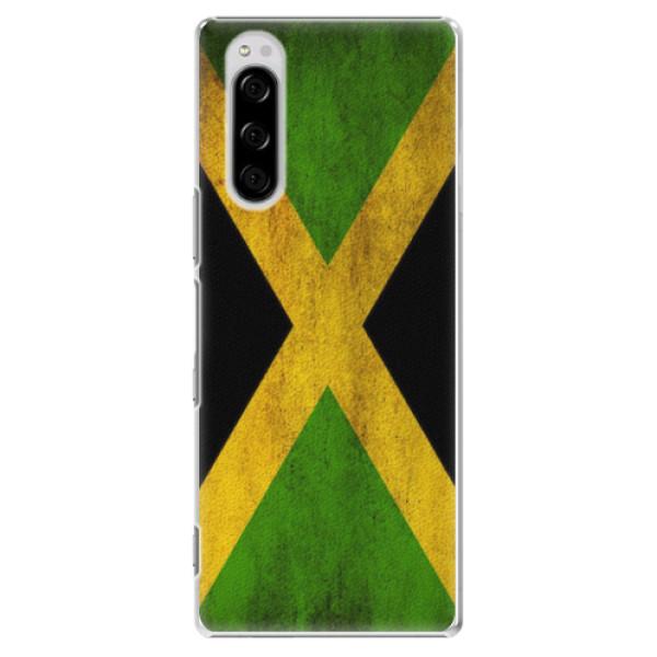 Plastové pouzdro iSaprio - Flag of Jamaica - Sony Xperia 5