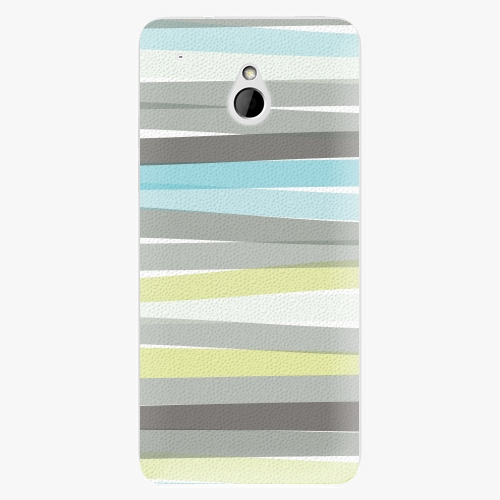Plastový kryt iSaprio - Stripes - HTC One Mini