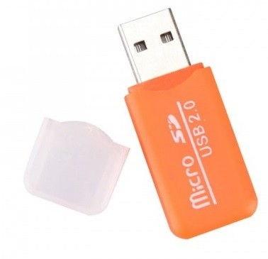 Čtečka paměťové karty do USB - X11C-12
