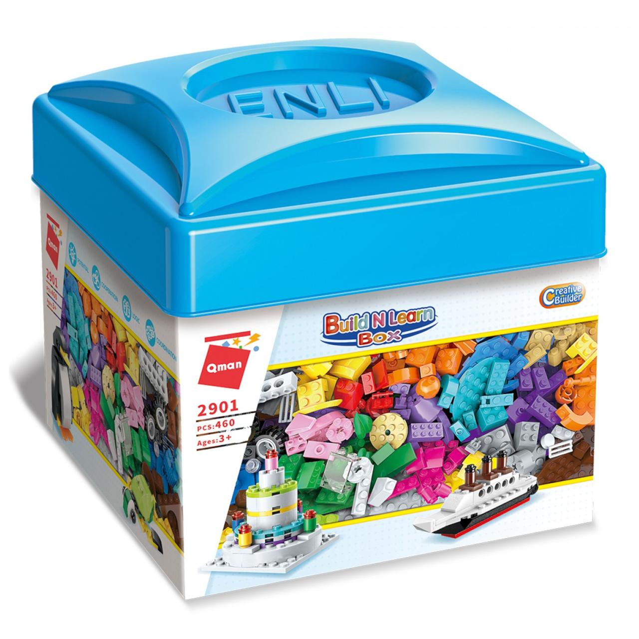 Qman Build N Learn 2901 Stavební box základní