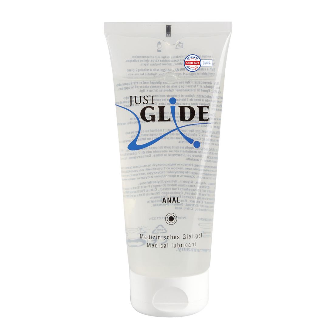Lubrikační gel Just Glide Anal 200 ml