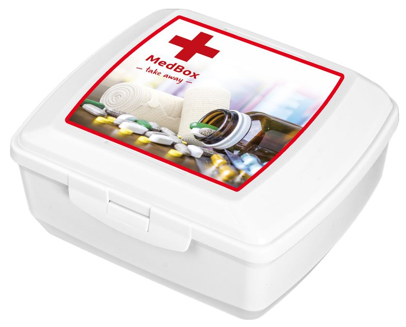 Med box - box na léky 0,85l