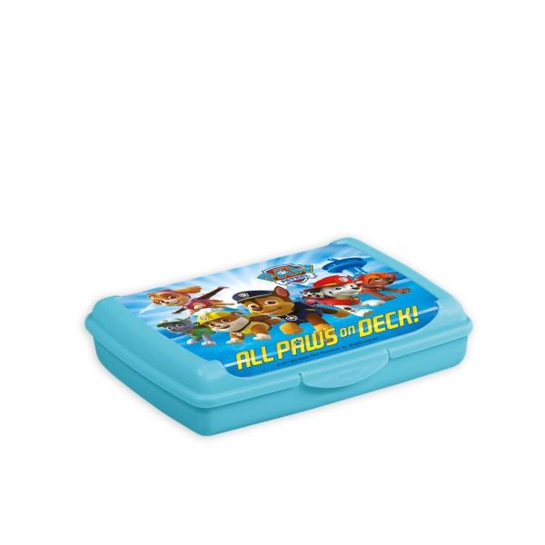 Keeeper Svačinkový box Paw Patrol 0,5 l - modrý