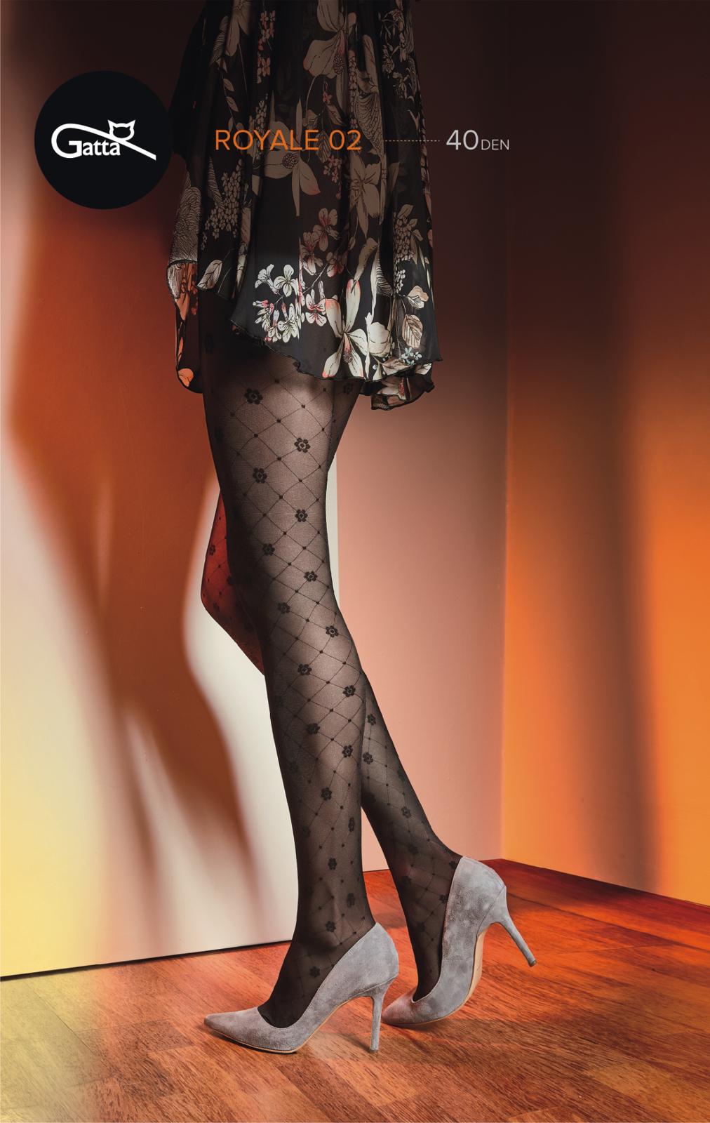 Dámské punčochové kalhoty Gatta Royale vz.02 40 den empty 4ee6935786