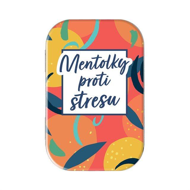 Mentolky - Mentolky proti stresu
