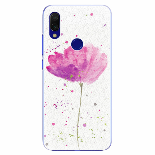 Plastový kryt iSaprio - Poppies - Xiaomi Redmi 7